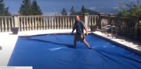 See The Strength Of Our Pool Covers