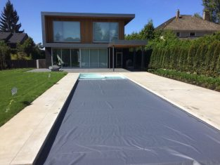 Gorgeous New Pool Cover In Vancouver West Side