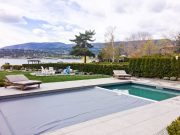 Another Beautiful Kelowna Pool Cover Install
