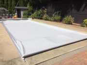 Another New Safety Pool Cover Installation