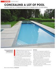 Things To Consider Before Installing a Safety Pool Cover