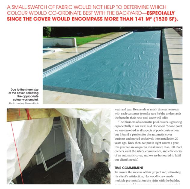 victoria automatic safety pool covers