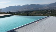 New Automatic Pool Cover in Penticton