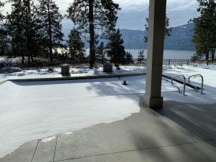 Can I Use A Pool Auto Safety Cover In The Winter?