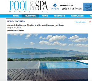 Automatic Pool Cover Guide For Vanishing Edge Pools