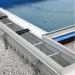 Our Contribution To Aqua Magazine On Tips Installing Automatic Pool Covers On Fiberglass Pools