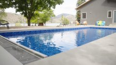Pool Safety First for this Okanagan Family