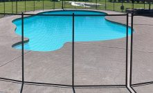 A Challenging Pool Fence Install In Langley