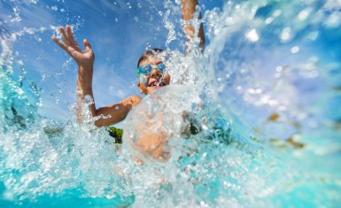 Get Your Kids In Your Pool & Having Fun – Safely!